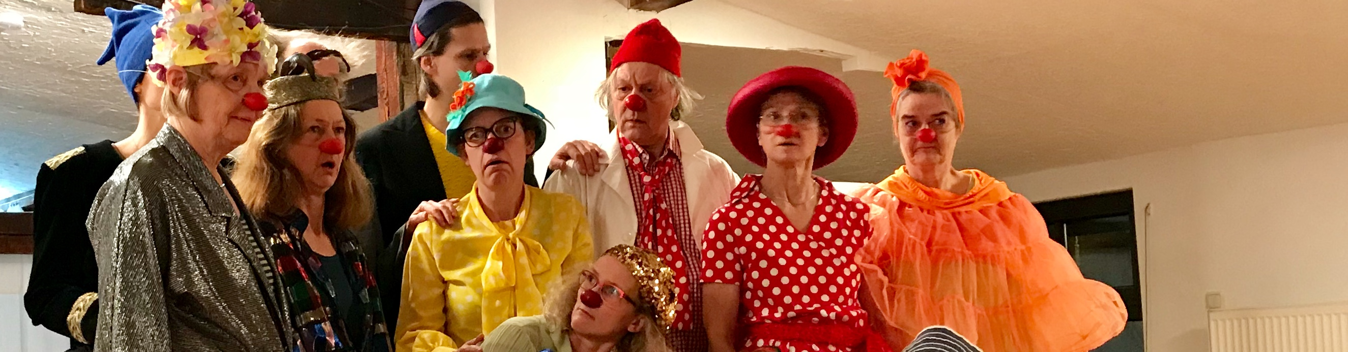 Remise/ Werkstatt für Clownforschung