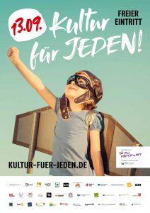 Read more about the article Kultur für Jeden
