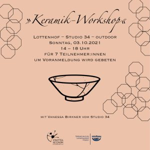 Read more about the article Keramik – Workshop