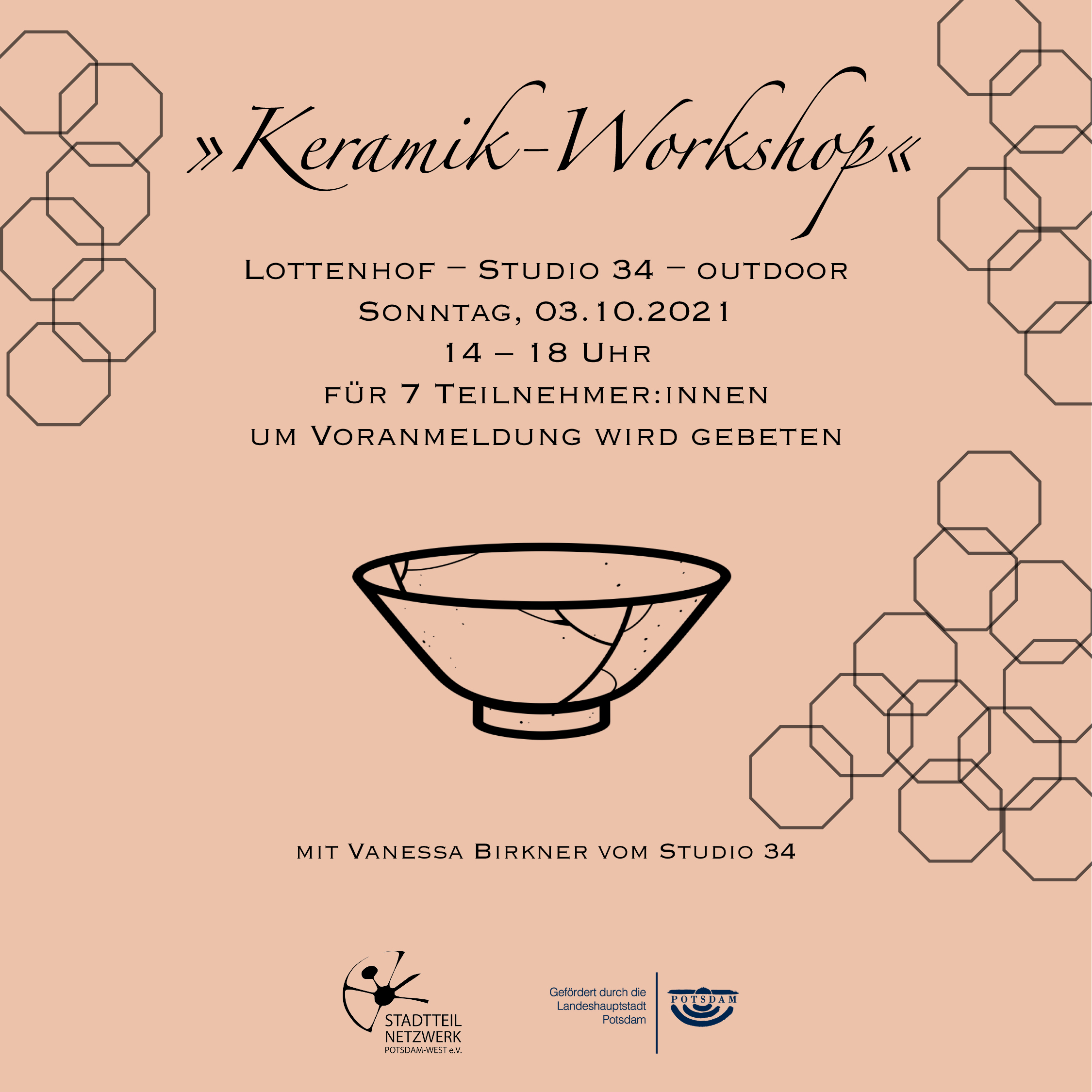 You are currently viewing Keramik – Workshop